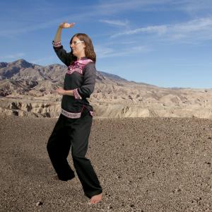 Qi in the desert Center position