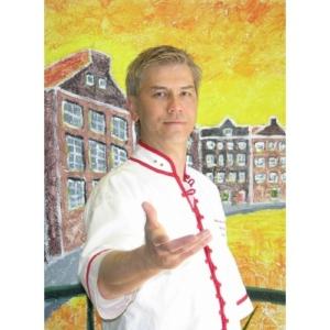 Master Steenrod extends hand